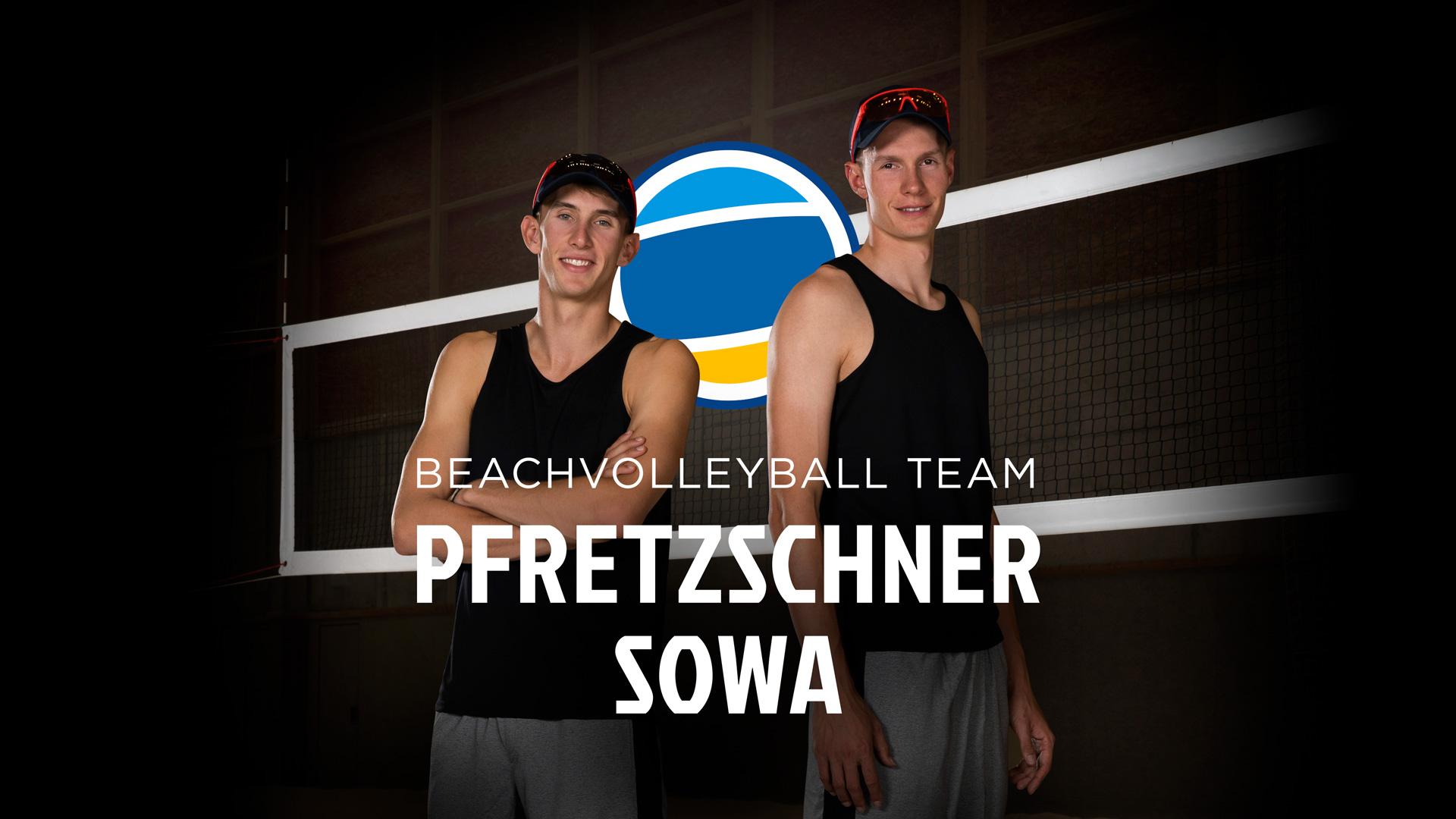 Pfretzschner/Sowa Beachvolleyballteam